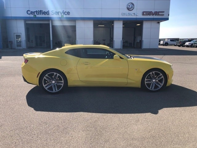 Used 2017 Chevrolet Camaro 1LT with VIN 1G1FB1RS8H0175857 for sale in Albert Lea, Minnesota