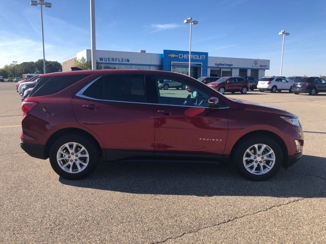 Used 2018 Chevrolet Equinox LT with VIN 2GNAXSEV5J6155319 for sale in Albert Lea, Minnesota