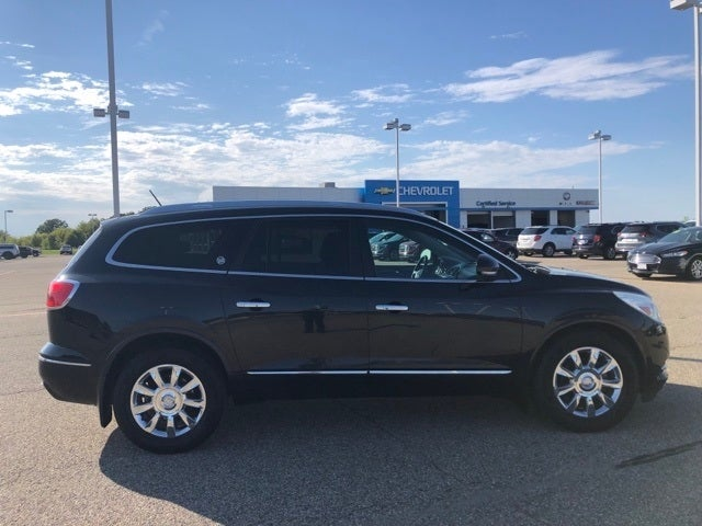 Used 2014 Buick Enclave Premium with VIN 5GAKVCKD3EJ258818 for sale in Albert Lea, Minnesota