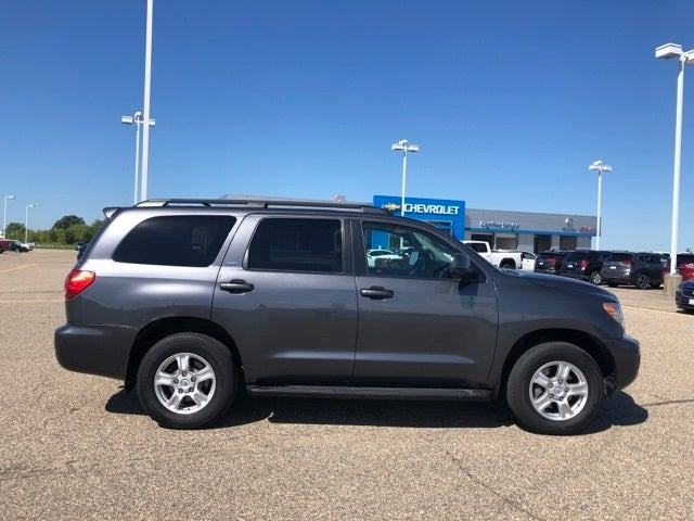 Used 2017 Toyota Sequoia SR5 with VIN 5TDBY5G19HS150761 for sale in Albert Lea, Minnesota